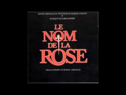 LE NOM DE LA ROSE (main titles) - JAMES HORNER