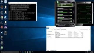 Mining Cryptonote Monero With Nvidia MSi GTX 970 +400 H/s 100 Watts