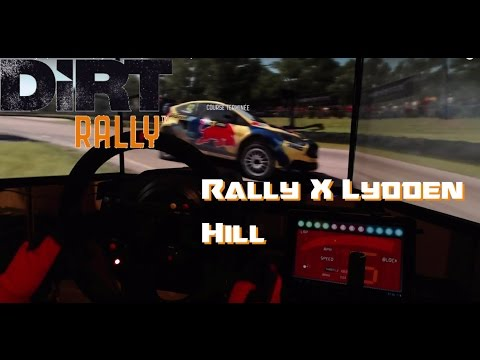 FIA RallyX | ONBOARD | Lydden Hill | Ford Fiesta | Master