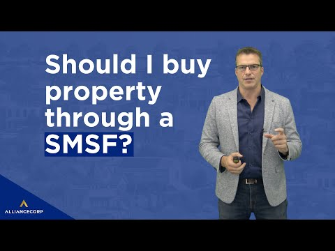 Should I Purchase Property Through A Self Managed Super Fund?