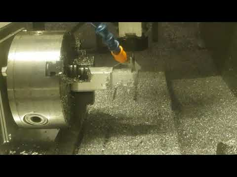 DIY 4th axis CNC milling machine homemade