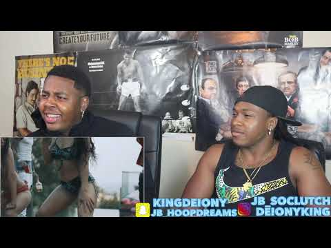 THIS SONG HARD🔥!DDG-Moonwalking in Calabasas Remix (feat.Blueface)[Official Music Video] *REACTION*