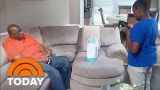Boy Asks His Stepdad To Adopt Him Through A Touching Letter | TODAY