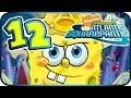 SpongeBob Atlantis SquarePantis Walkthrough Part 12 (PS2, Wii) ☼ Level 12 ☼