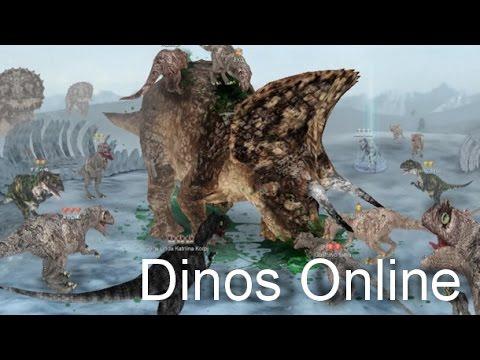 Dinos Online - Выживаем в мире динозавров на Android (Review)
