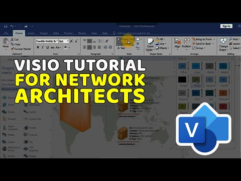 microsoft-visio-tutorial-for-network-architects-(step-by-step)