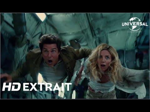 """La Momie / Extrait """"Le Crash"""" VF [Au cinéma le 14 Juin 2017]"""