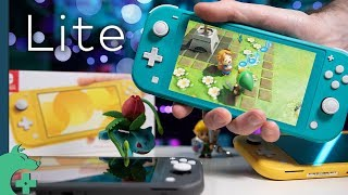 Who should buy a Nintendo Switch Lite?