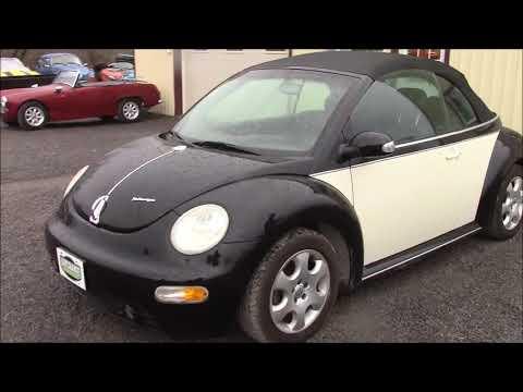 2003 Volkswagen Beetle Convertible For Sale, lastchanceautorestore com