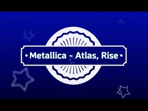 Metallica - Atlas, Rise! KARAOKE NO VOCAL