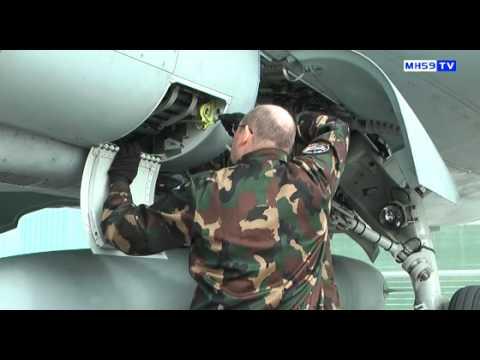 MH 59. Sz.D. Repülőbázis - Gripenek éleslövészete
