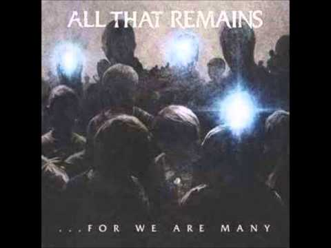 All That Remains For We Are Many  Full Album