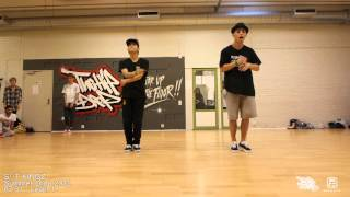 "S**t Kingz ""That Girl"" By Marques Houston (Choreography) 