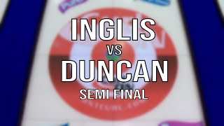 2020 STOH Semi Final - Inglis vs Duncan