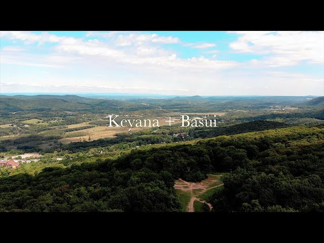 Keyana and Basui's Mountain Creek Love Story