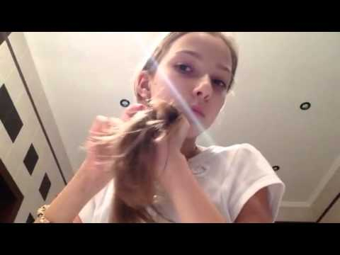 Видео как за неделю отрастить длинные волосы