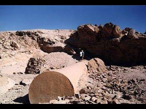 Worldwide Ancient Granite and Basalt columns