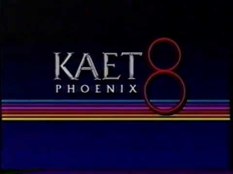 1986 KAET Channel 8 Promos and intros