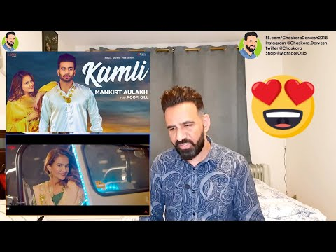 ReAction From NORWAY; Kamli - Mankirt Aulakh Ft. Roopi Gill | Sukh Sanghera | Punjabi Songs 2018