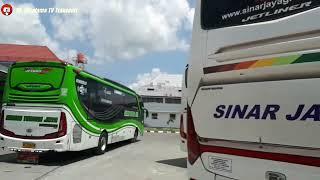 Sinar Jaya 90RC 》 Wonogiri - Jakarta 》Part 1