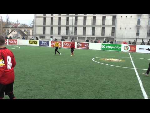 KISE 2004 - Honvéd 1:0, II. 6:3 Kupa 2014. november 27.