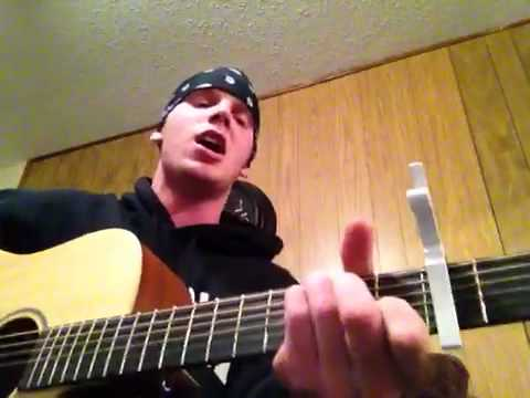 Down in flames- Stoney LaRue cover