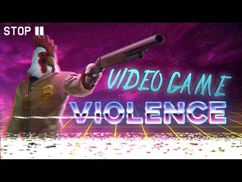 Video Game Violence: Is it good?