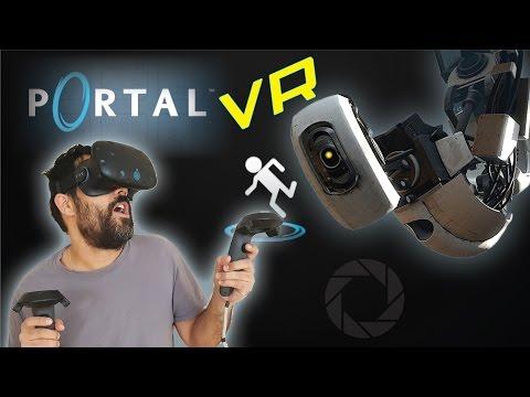 Portal VR - Cómo conocí a Glados -  HTC Vive