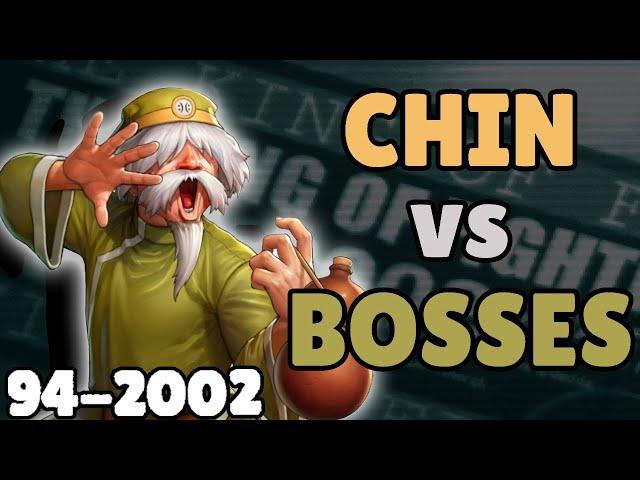 Chin vs Bosses