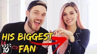 Top 10 Celebrities Who Dated Their Fans