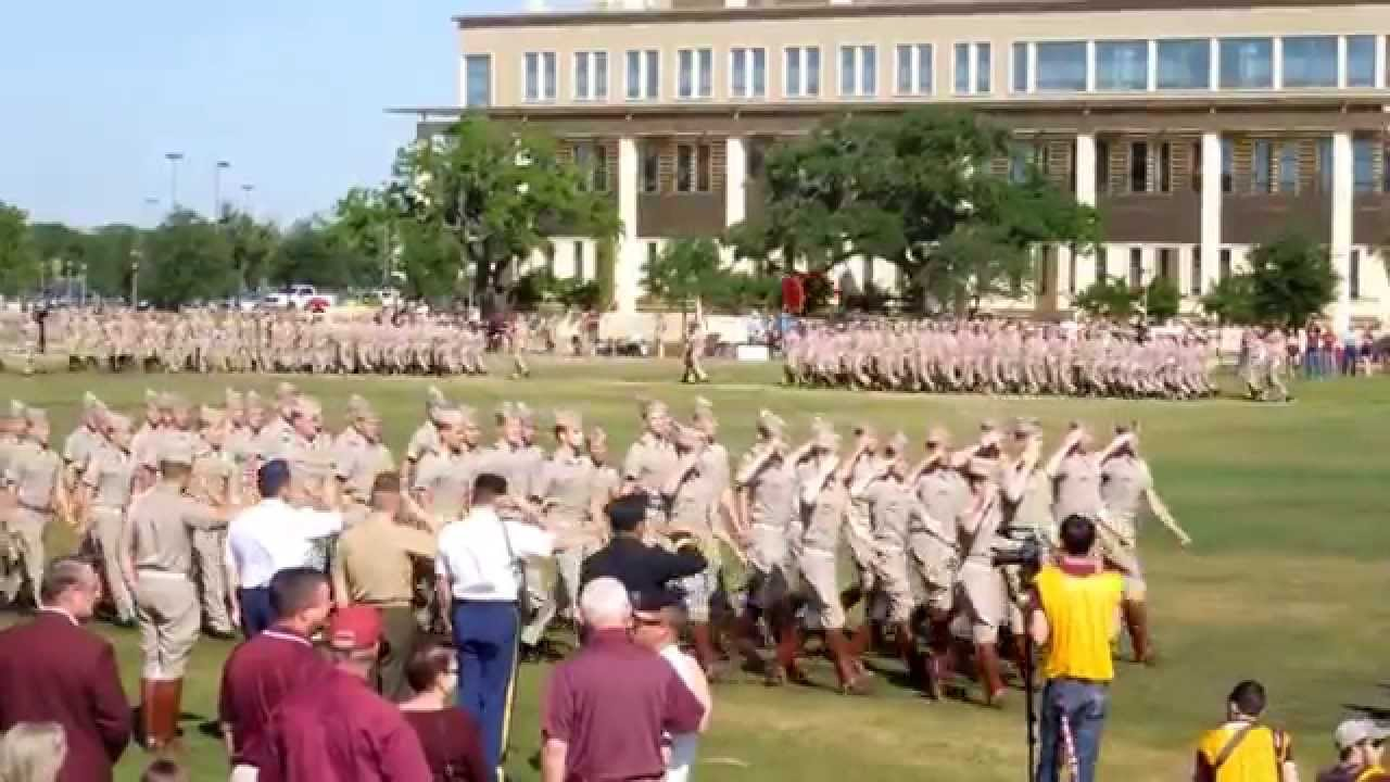 texas a m corps of cadets selects first woman corps commander