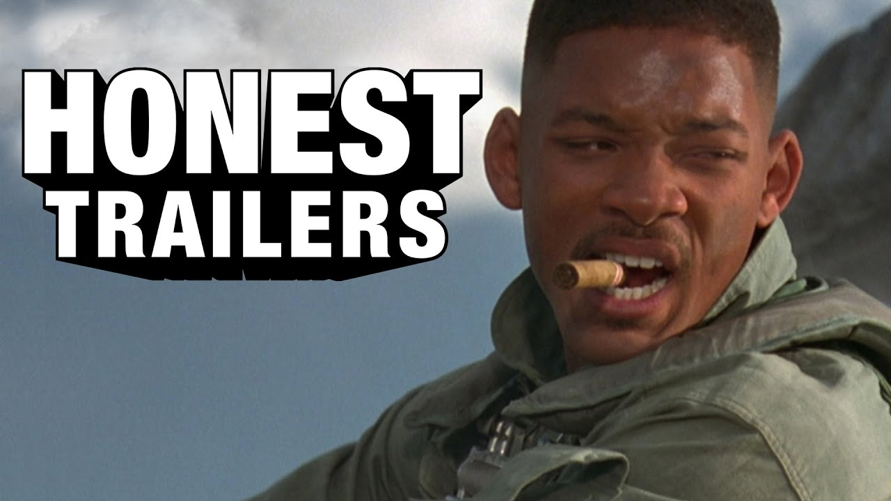 Download Honest Trailers - Independence Day