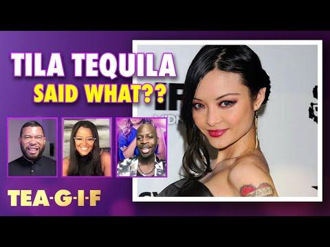 Tila Tequila Said What!? | Tea-G-I-F