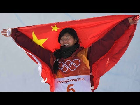 Exclusive with Liu Jiayu: 'Great honor to win first medal for China'