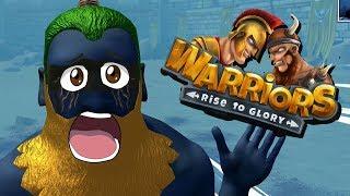 Warriors: Rise to Glory #1 - Miecze i Sandały???