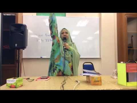 Prof Dr Muhaya 2017 - 5 Tanda Hati Dicintai