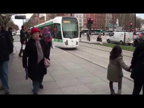 Trains à Paris: quelle accessibilité pour les personnes porteuses de handicap ?
