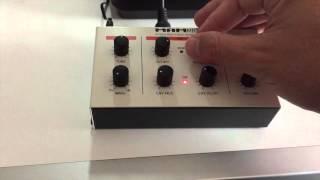 MAM MB33 Retro (clone Roland Tb-303) DEMO 1