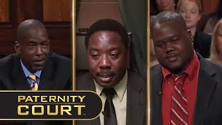 Woman Tests 3 Men, Potential Grandma Feels There's Many More (Full Episode)   Paternity Court