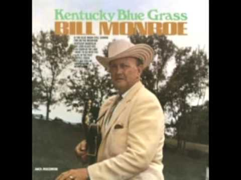 Kentucky Blue Grass [1970] - Bill Monroe & His Blue Grass Boys