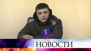 ФСБ задержала украинского диверсанта, пытавшегося незаконно попасть вКрым.(, 2017-02-18T10:58:26.000Z)