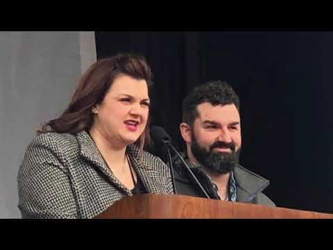 Parousia Hour : Interview with Abby Johnson & Charbel Raish