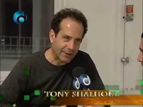 Tony Shalhoub Interview/Arab American Film Festival 2008