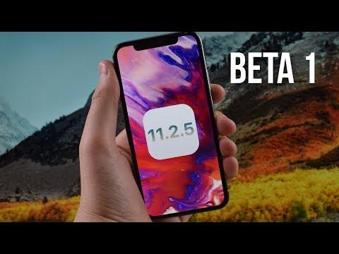 iOS 11.2.5 Beta 1 Released!
