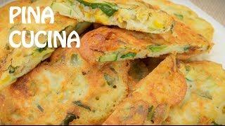 Italian Zucchini Flower Fritters - Pina Cucina Ep. 13