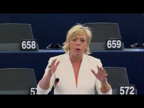 Hilde Vautmans 16 May 2017 plenary speech on Making relocation happen