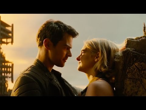 Allegiant - The Divergent Series - The Kiss | Official FIRST LOOK Clip (2016)