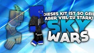 DIESES KIT IST SO GEIL...ABER VIEL ZU STARK | Minecraft Sky Wars | DieBuddiesZocken