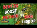 Cover image WoW Classic - ULTIMATE ZG BOOST METHOD! 400 Gold/hr | 140k xp/hr | 1k rep/hr