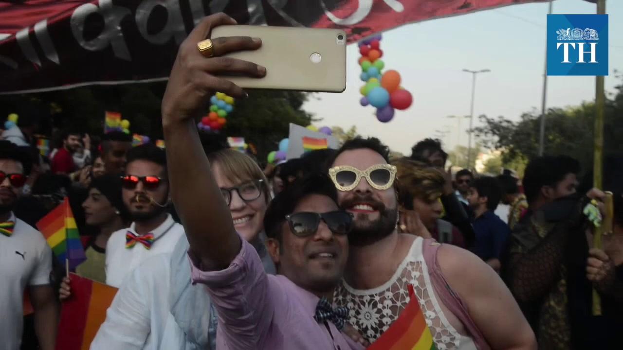 a915c4c92653 Delhi queer pride parade 2016 - YouTube